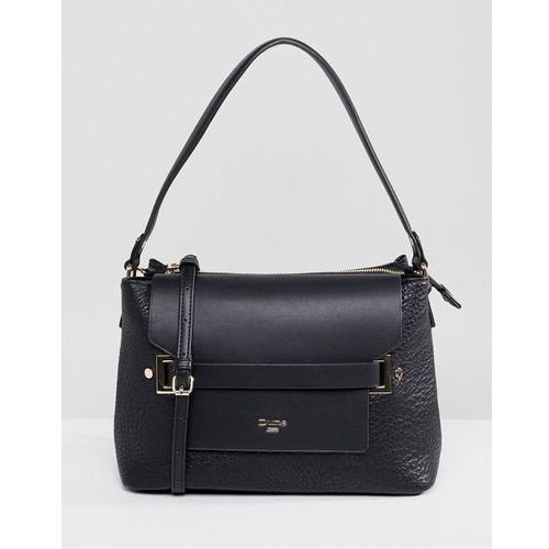 Dune Derrani Shoulder Tote Bag - Black
