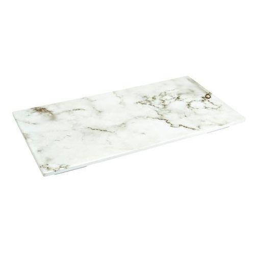 Panel gn 1/3 z melaminy szary marmur marki Verlo