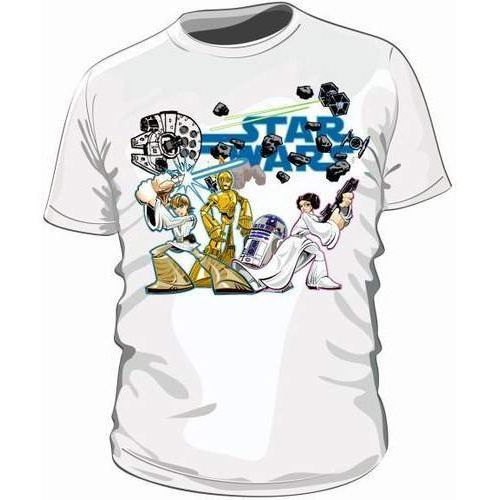 Shellbag Star wars rebelianci koszulka do kolorow. 5-6 lat (5902311903030)