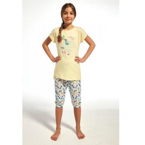 young girl 252/68 dragonfly piżama dziewczęca marki Cornette