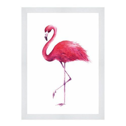 Obraz Flaming różowy 21 x 30 cm