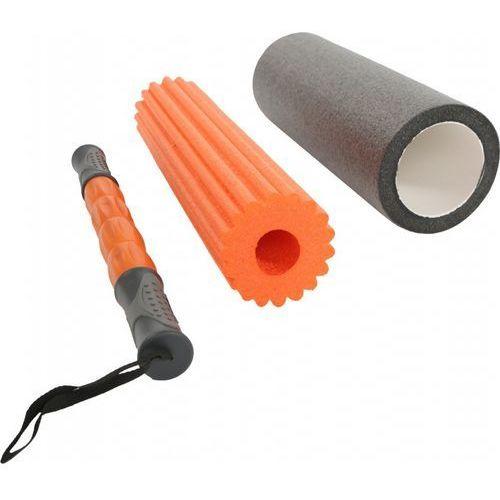 Roller mambo max 3 w 1 foam, roller 3-częściowy - 04-050301 marki Msd
