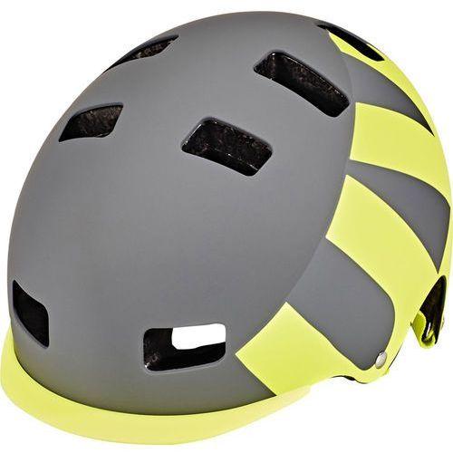 Uvex helmet 5 bike pro kask rowerowy żółty/szary 55-58 cm 2018 kaski rowerowe
