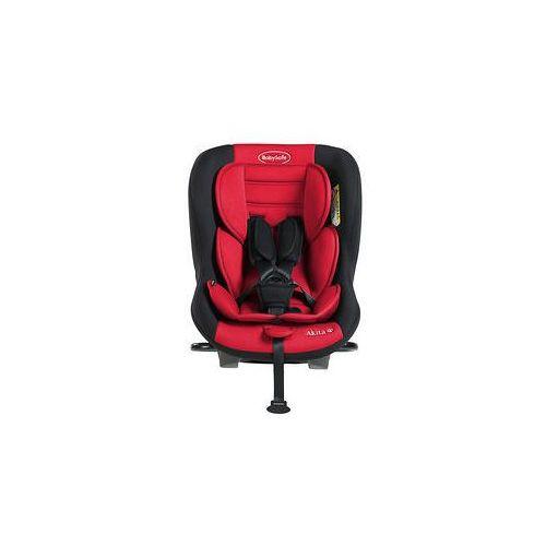 Babysafe Fotelik samochodowy akita (czerwony)