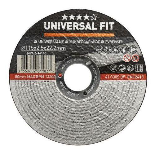 Tarcza do cięcia betonu Universal 115 x 2 5 mm (3663602811831)