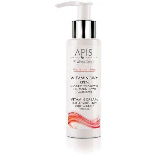 APIS krem witaminowy na naczynka Couperose-Stop 100 ml