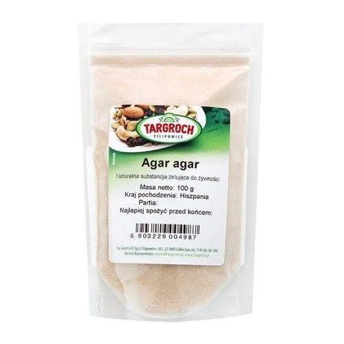 TARGROCH 100g Agar agar Naturalna substancja żelująca do żywności