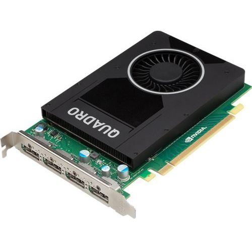 Karta graficzna PNY Technologies Quadro M2000 4GB GDDR5 (128 bit) 4x DisplayPort (VCQM2000-PB) Darmowy odbiór w 19 miastach! (3536403348441)