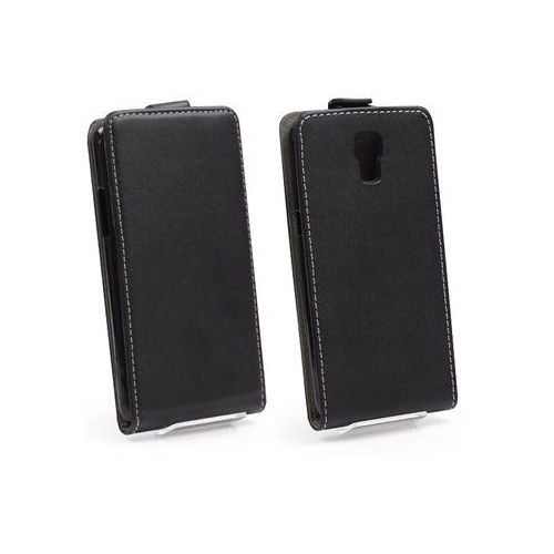 LG X Screen - etui na telefon Forcell Slim Flexi - czarny, kolor czarny