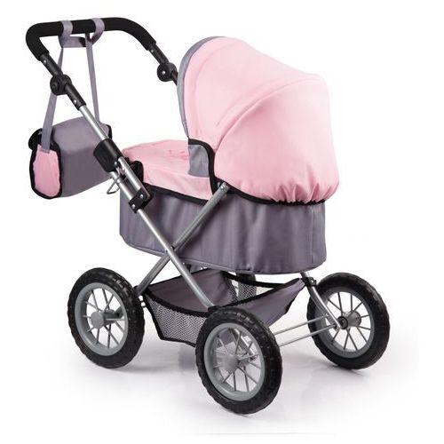 Wózek głęboki dla lalki marki Brimarex
