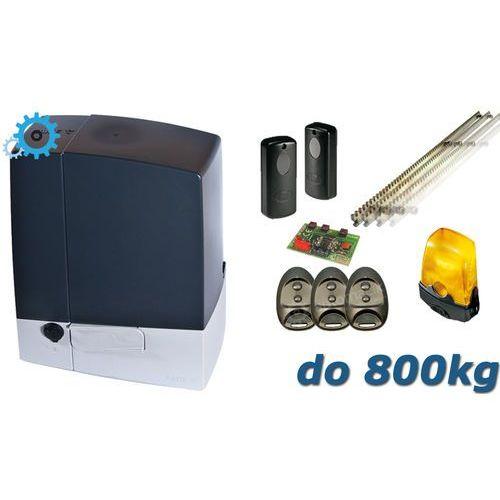 zestaw bxv 8 safe (800kg/24v) xxl - 6mb listwy zębatej marki Came