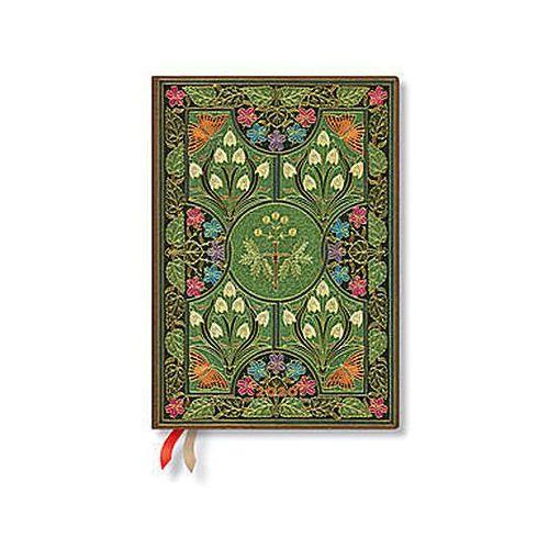 Kalendarz 2020 książkowy midi horizontal poetry in bloom 12m marki Paperblanks