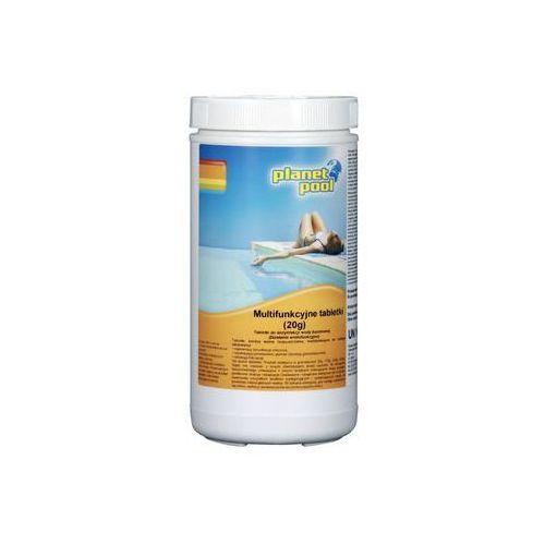 Tabletki do basenu 50 szt. / 20 g chemochlor marki Planet pool