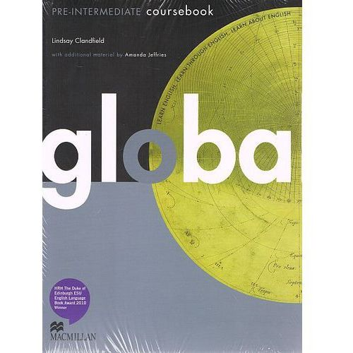 Global Pre-Intermediate Student's Book (podręcznik) + eWorkbook Pack (9780230033122)