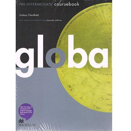 Global Pre-Intermediate Student's Book (podręcznik) + eWorkbook Pack, oprawa miękka