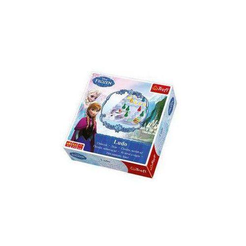 Trefl Chińczyk kraina lodu gra - dostawa zamówienia do jednej ze 170 księgarni matras za darmo (5900511012057). Najniższe ceny, najlepsze promocje w sklepach, opinie.