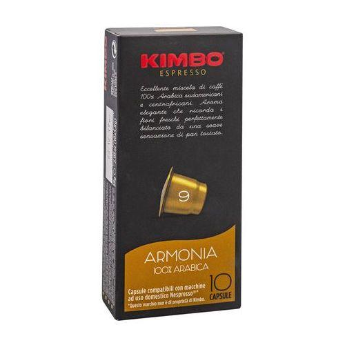 Kimbo nespresso armonia 10 kapsułek