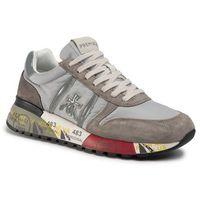 Sneakersy PREMIATA - Lander 4561 Grey, w 3 rozmiarach