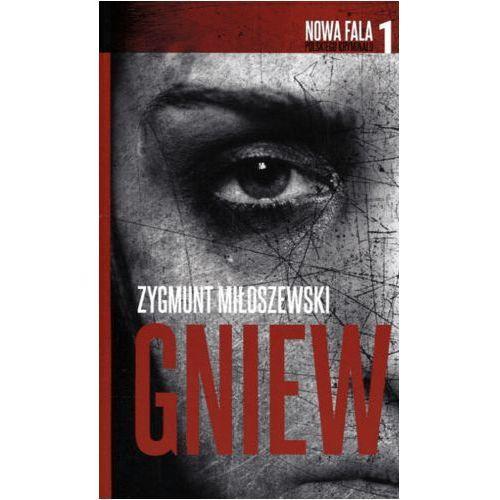GNIEW Zygmunt Miłoszewski, oprawa broszurowa