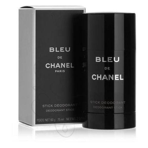 Chanel Bleu de Chanel dezodorant 75 ml dla mężczyzn (3145891077100)