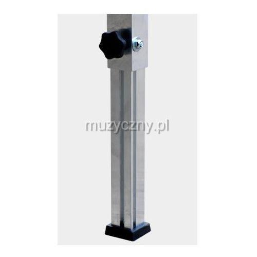 tle-06 nogi teleskopowe do podestu aluminiowego 0,6 - 1,0 m (komplet - 4 szt.) marki Alu stage