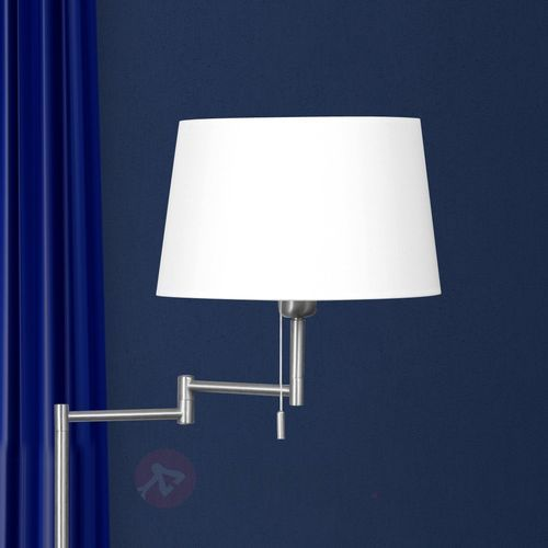 Steinhauer mexlite lampa stojąca stal nierdzewna, 1-punktowy - nowoczesny - obszar wewnętrzny - mexlite - czas dostawy: od 4-8 dni roboczych (8712746048094)