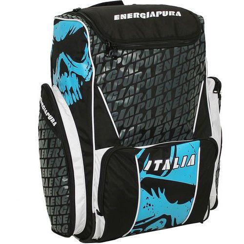 Torby i plecaki do sprzętu narciarskiego Racer Bag SR Italy Czarny/Niebieski 72 L