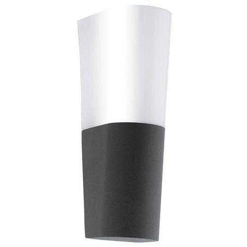 Eglo 96016 kinkiet ogrodowy covale czarny (9002759972226)
