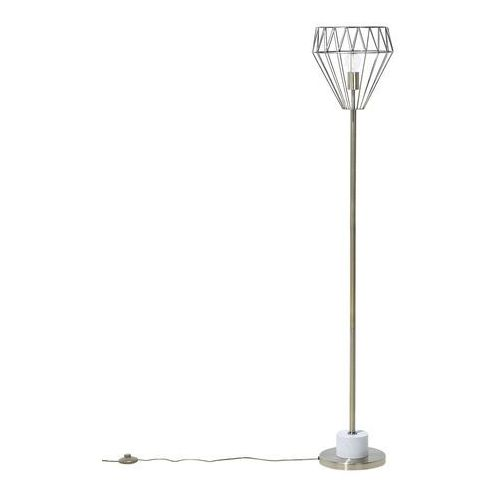 Lampa stojąca mosiężna MOONI