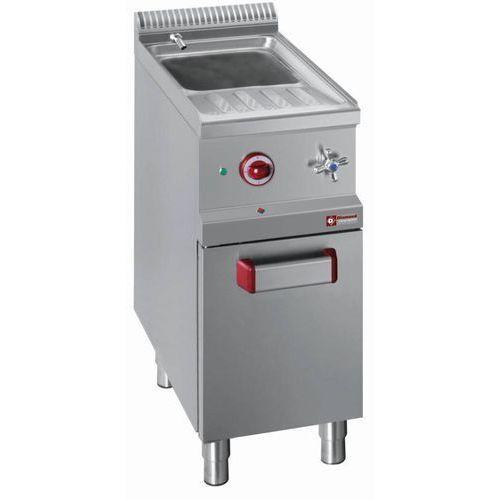 Urządzenie do gotowania makaronu 26L z szafką | gazowe | 8,5kW | 400x700x(H)850/920mm