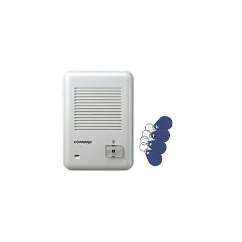 Commax DR-201D/RFID Stacja bramowa jednoabonentowa z czytnikiem RFID DR-201D/RFID - Autoryzowany partner Commax, Automatyczne rabaty.