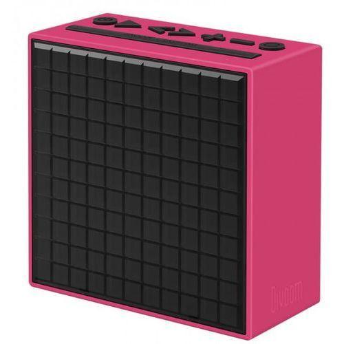 Divoom Głośnik mobilny timebox różowy
