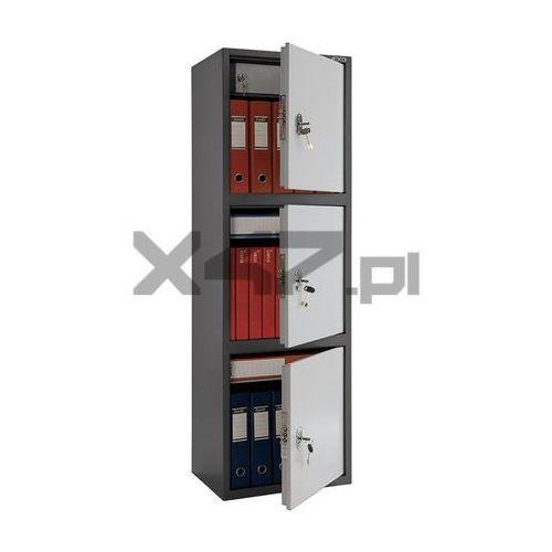 Sejf kluczowy na segregatory SL 150/3T KL