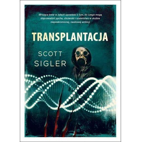 Transplantacja - Wysyłka od 5,99 - kupuj w sprawdzonych księgarniach !!!, oprawa broszurowa