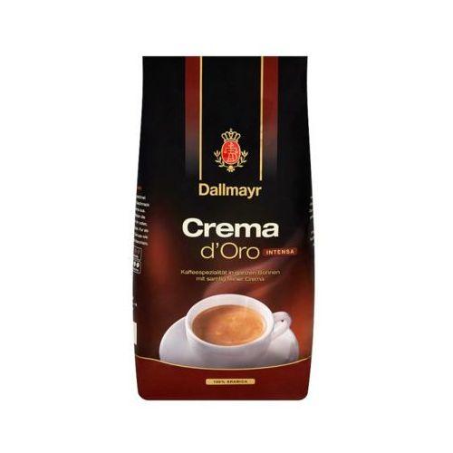 DALLMAYR 1kg Crema d'Oro Intensa Kawa ziarnista import