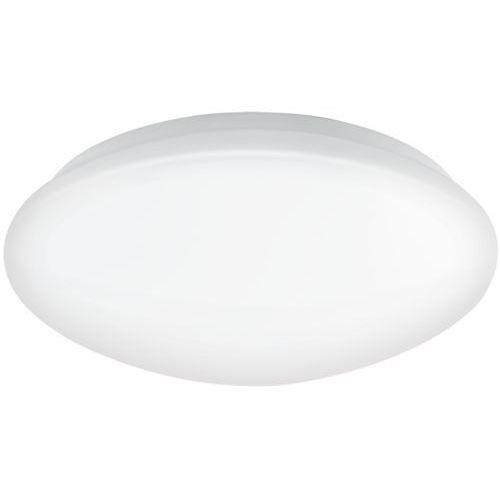 Plafon LAMPA sufitowa GIRON 95003 Eglo szklana OPRAWA ścienna LED 16W kinkiet IP44 biały (9002759950033)
