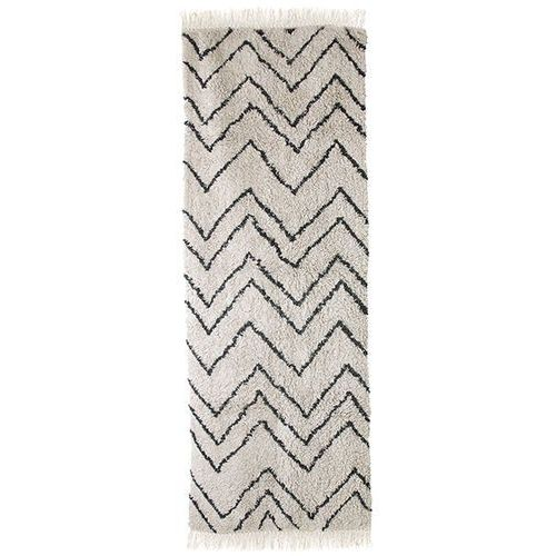 Hk living dywan zigzag bawełniany (75x220) ttk3030 (8718921022217)