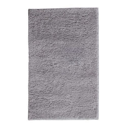 Dywanik łazienkowy Minicio 50 x 80 cm srebrny, MICR. GLITTER SILV