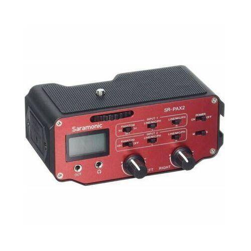 Adapter audio sr-pax2 marki Saramonic