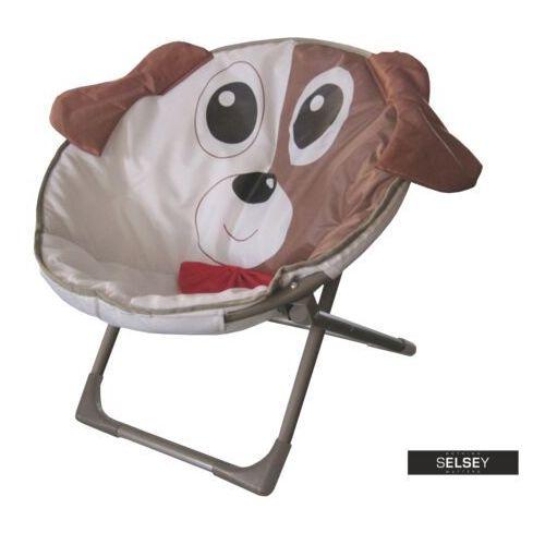 SELSEY Krzesełko składane Small Doggy
