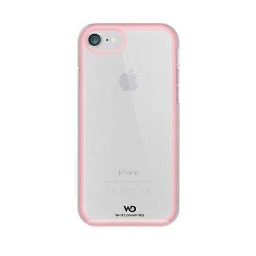 White diamonds Etui Essential Clear do iPhone 6/6S/7, różowe (001800170000) Darmowy odbiór w 20 miastach!, kolor White