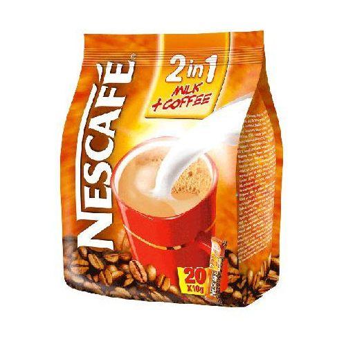 Kawa rozp. NESCAFE 2w1 Milk Coffe op.20szt.