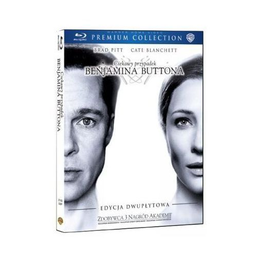 CIEKAWY PRZYPADEK BENJAMINA BUTTONA (2BD) PREMIUM COLLECTION GALAPAGOS Films 7321996223628 - sprawdź w wybranym sklepie