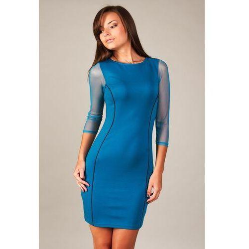Sukienka Mirelle Niebieski, kolor niebieski