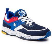 Sneakersy DC - E.Tribeka Se ADYS700142 Black/Blue/Red (Xkbr), kolor wielokolorowy