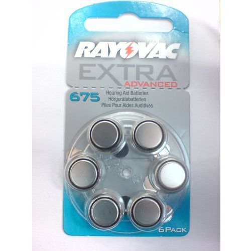 Za675 extra advanced 1.45v marki Rayovac