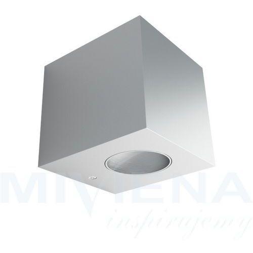 ADVANTAGE II aluminium 230V/700mA LED 2x3W 3000K