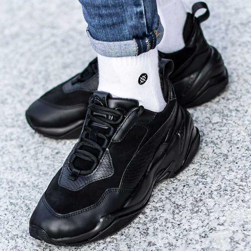 44c86b6e2d33b Damskie obuwie sportowe · Puma Thunder Desert (367997-04), kolor czarny