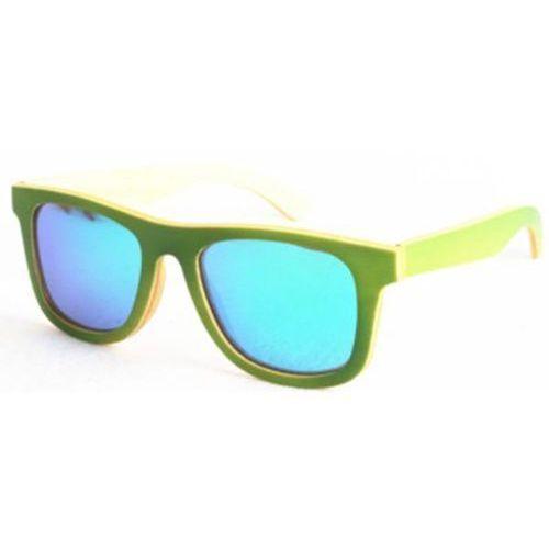 Okulary Słoneczne Oh My Woodness! Kenai Fjords Polarized C4 LS1034