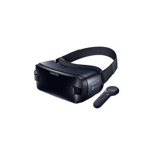 Gogle do wirtualnej rzeczywistości gear vr 2017 + controller (sm-r324nzaaxez) marki Samsung